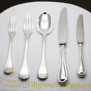 Servizi da tavola in argento
