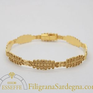 Bracciale in filigrana