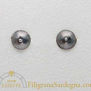 Mini corbule in filigrana d'argento