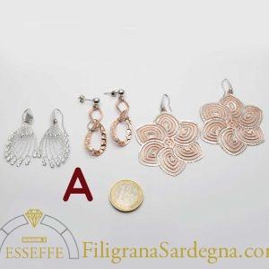 ! Offerta tris orecchini in argento - Set A 1