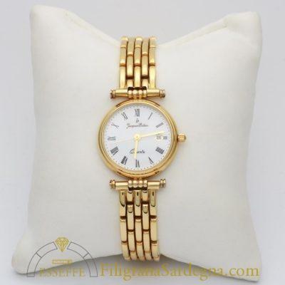 Orologio in oro Jacques Poitier
